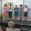 Ett foto från ett seminarium i Almedalen. På scen syns Sven Bremberg, Anna Ekström, Ing-Marie Wieselgren, Matilda Westerman, Matilda Hellström, Tiina Ekman, Peter Allebeck och Mattias Lundberg.