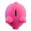 En bild på en rosa spargris