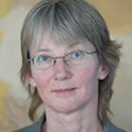 Foto på Susanne Fransson som har forskat om gränserna för anställdas kritikrätt