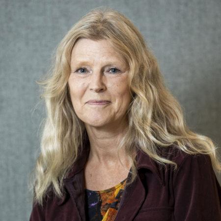 Porträttfoto på Anette Christiernin, registrator
