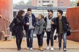 Psykisk hälsa hos barn och ungdomar inom utsatta grupper