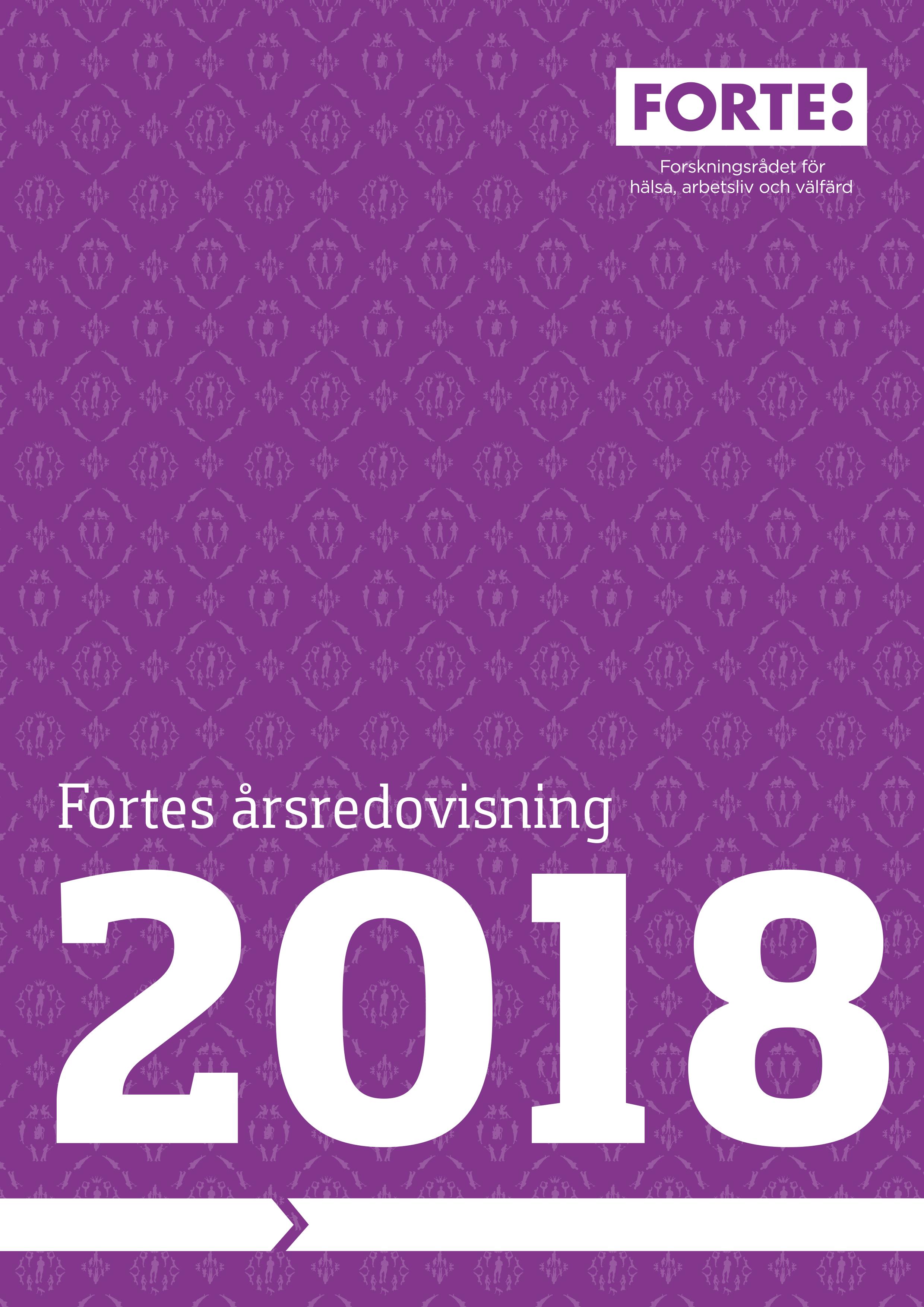 Fortes årsredovisning 2018