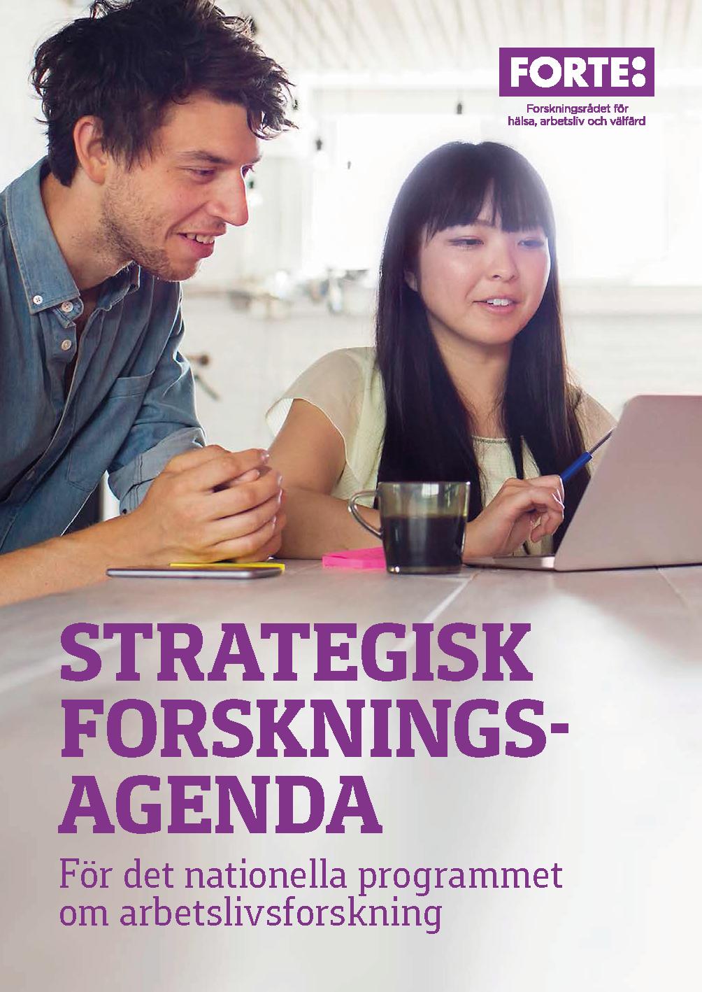 Strategisk forskningsagenda för arbetslivsforskning (kortversion)