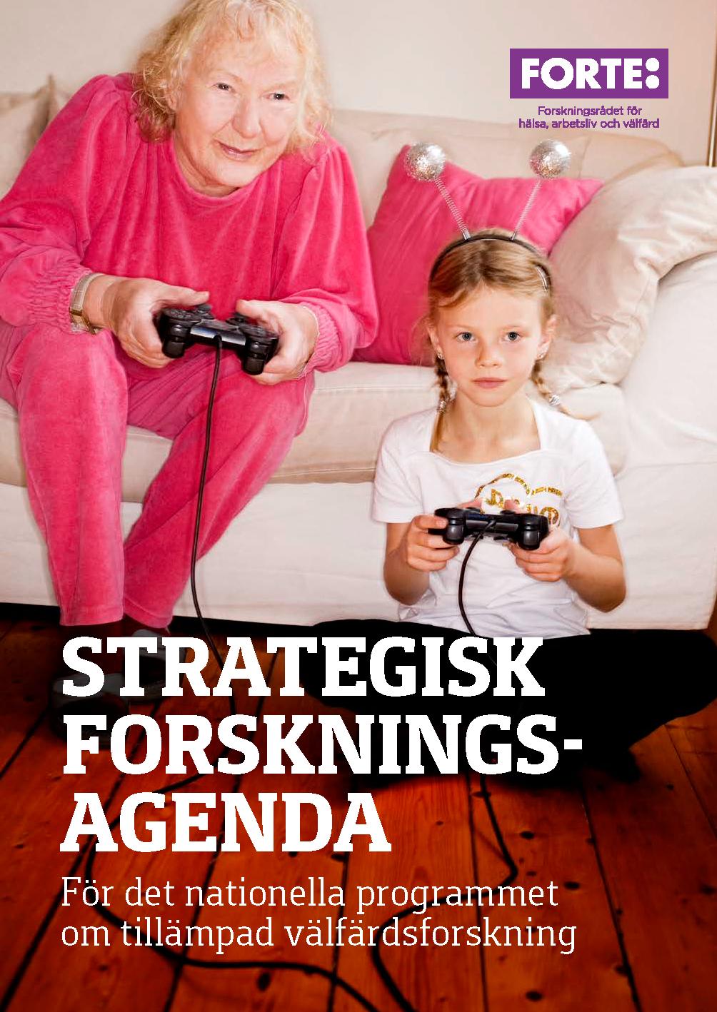 Strategisk forskningsagenda för tillämpad välfärdsforskning (kortversion)