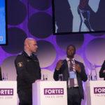 Paneldiskussion om framtidens välfärd på Forte Talks 2019