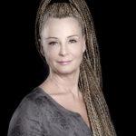Porträttfoto av Marlene Makenzius