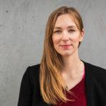 Porträttfoto av forskaren Rebecca Selberg