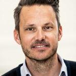 Porträttfoto på Andreas Diedrich