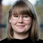 Porträttfoto av Kerstin Adolfsson