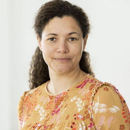 Porträttfoto på Anna-Karin Florén, projektledare