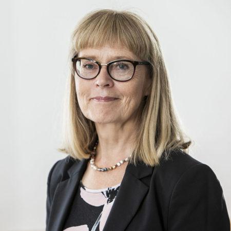 Porträttfoto på Inger Jonsson, senior rådgivare