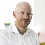 Porträttfoto på Thomas Jacobsson, forskningssekreterare