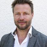 Porträttfoto på Marcus Knutagård
