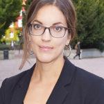 Porträttfoto på Anna Lindqvist, docent vid Lunds och Stockholms universitet
