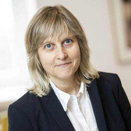 Portrait photo of Tove Hammarberg, Head of International Collaboration