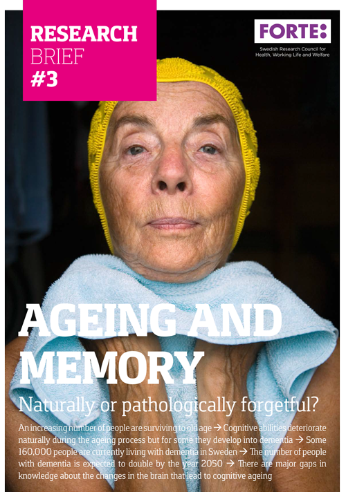 Research brief: Ageing and memory
