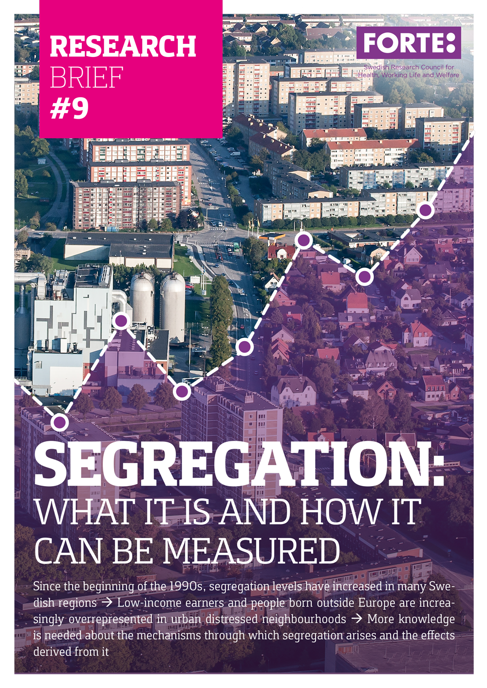 Research brief: Segregation - What it is and how it can be measured
