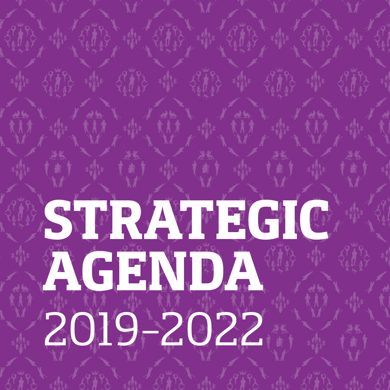 Strategic agenda 2019-2022, miniature