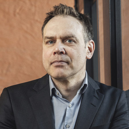 Portrait photo of Mats Nilsson, head of administration