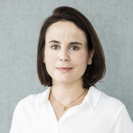 Portrait photo of Teresia Weinberg, Senior Research Officer