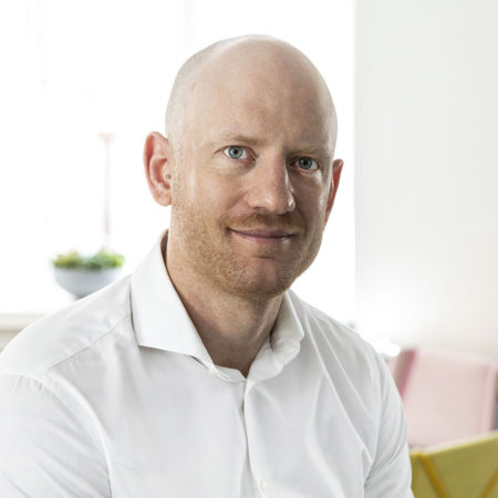 Portrait photo of Thomas Jacobsson, Senior Research Officer