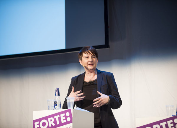 Andrea Spehar, Forte Talks 2016