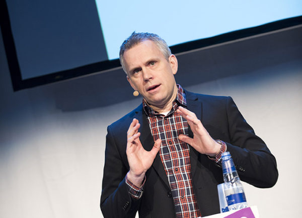 Olof Åslund, Forte Talks 2016