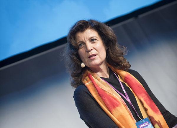 Ingrid Bengtsson-Rijavec, Forte Talks 2016