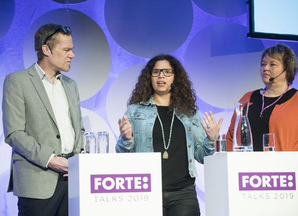Forte Talks 2019