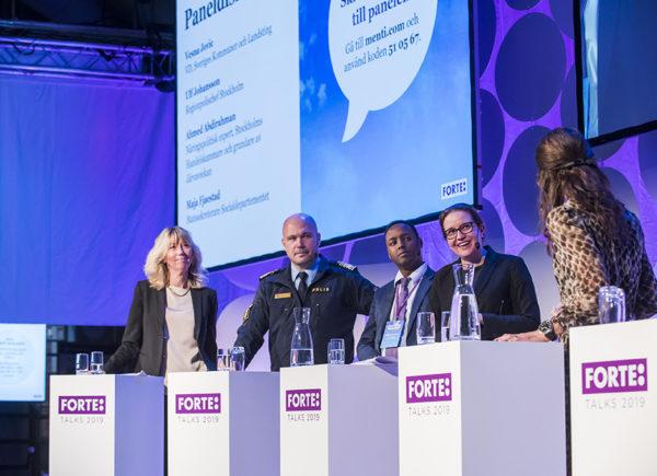 Paneldiskussion: Välfärd för framtiden